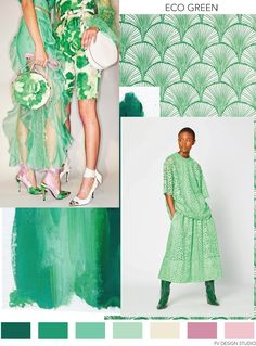 FV TREND + COLOR | ECO GREEN . SS 2019