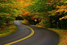 Kancamagus Highway, White Mountains National Forest, New Hampshire -