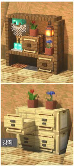 Villa Minecraft, Minecraft Hack, Chalet Minecraft, Architecture Minecraft, Images Minecraft, Minecraft Mansion, Minecraft Cottage, Minecraft Interior Design, Easy Minecraft Houses