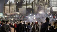 Het Duitse blad Bild kon een geheim politierapport over de massa-aanrandingen op oudejaarsavond in Keulen inkijken. Het was letterlijk spitsroeden ...