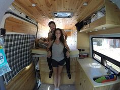 Deciding on the right type of van could be the most important think you do when building your adventuremobile, so take your time; Photo courtesy of the Sprinter Van Diaries