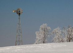 Amish Country in the Winter