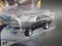 `69 Chevrolet Blazer 1969 Boat Trailer *RR*Johnny Lightning Fishing 1:64 OVP
