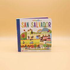 LIL LIBROS VAMANOS A SAN SALVADOR BOOK