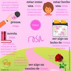 El rincón del profesor de ELE: Para gustos, los colores