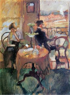 Interior - Jules Pascin