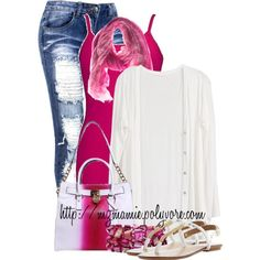 """Untitled #2104"" by mzmamie on Polyvore"