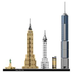 LEGO® Architecture New York City 21028. Image 5 of 7.