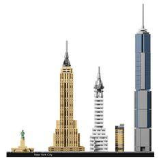 LEGO® Architecture New York City 21028. Image 5 of 7.