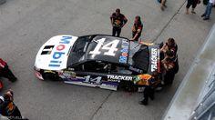 #14 Tony Stewart at Indy Brickyard 400 2015 - Perpetuelle
