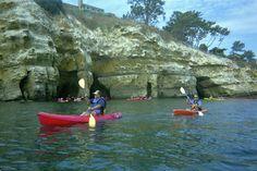 La Jolla Sea Caves Kayak Tour - San Diego | Viator