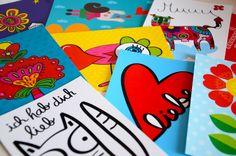 Lovely Postcards tabruma.flavors.me Postcards, Graphics, Illustrations, Studio, Design, Graphic Design, Illustration, Studios, Design Comics
