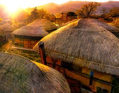 Folk Village in Korea (Naganeupseong) - http://lightorialist.com/folk-village-korea-naganeupseong/
