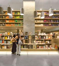 760 - Studio Arthur Casas | Livraria Saraiva | Sao Paulo, Brasil