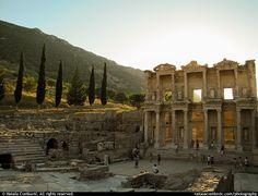 Library of Celsus in Ephesus - Celzusova biblioteka u Efesu - Nataša Cvetković Photography