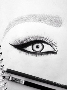 How to Draw an EYE (22)