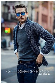 Look de la Semana para Él #PersonalShopper #AsesoriadeImagen #HombresconEstilo…