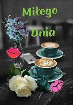 Happy Coffee, Coffee Love, Good Night, Good Morning, Photo Splash, Porcelain Mugs, Creative, Massage, Beautiful Pictures