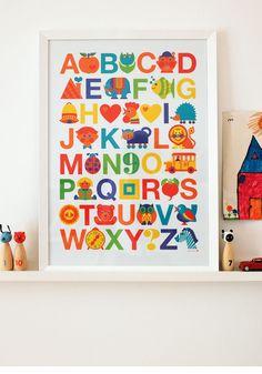 ABC poster ByGraziela
