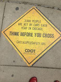 Pedestrian Safety in Chicago