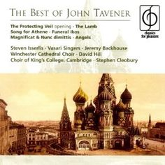 Best Of John Tavener - Various Artists, Conduc (Cd) David Hill, King's College, Various Artists, Classical Music, Choir, Winchester, Cathedral, Shelving