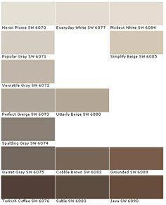 Soft autumn beige brown