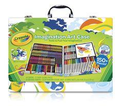 Amazon.com: Crayola Imagination Art Case (Amazon Exclusive): Toys & Games