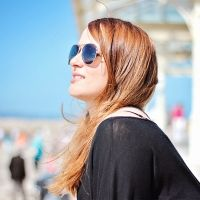 Round Sunglasses, Sunglasses Women, Wayfarer, Ray Bans, Portrait, Style, Fashion, Swag, Moda