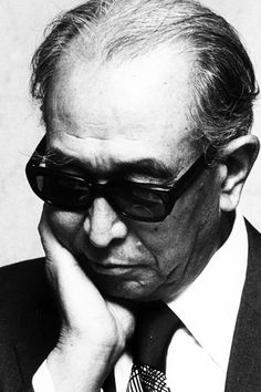 Akira Kurosawa (Japanese: 黒澤 明, March 23, 1910 – September 6, 1998), Japanese filmmaker.