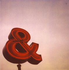 red:ampersand