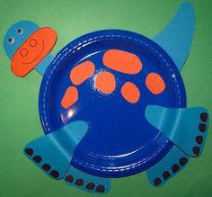 1 - 2 - 3 Learn Curriculum: Dinosaur Craft