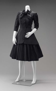 Ensemble, Norman Norell, 1950 The Museum of Fine Arts, Boston