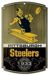 Wincraft Pittsburgh Steelers Legacy Collection Wood Sign ** Want to know more, click on the image.