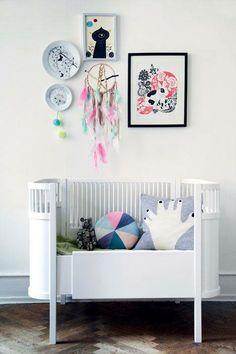 Uberlegen Babyzimmer . Kinderzimmer . Sweet, Modern Nursery