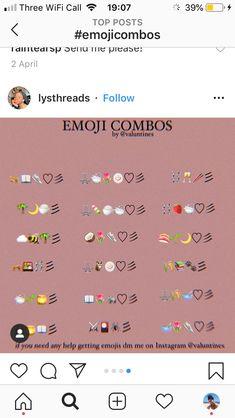 Short Instagram Captions, Instagram Picture Quotes, Instagram Emoji, Instagram And Snapchat, Funny Emoji Combinations, Snap Emojis, Funny Emoji Texts, Snapchat Friend Emojis, Funny Black Memes