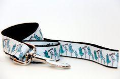 Dog LeashBirds by HandmadeInTheHammer on Etsy, $15.00