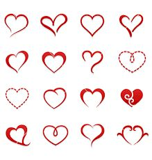 map marker icon heart - Google Search