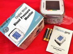 Measupro Digital Wrist Blood Pressure Monitor REVIEW |Natural Hairstyles and Hair Care| Chic From Hair 2 Toe