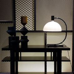 Cassina MDW15 table lamp at Salone del mobile 2015 .jpg