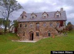 """""""The Mission"""" in Nova Scotia for sale for 2.2 million by famous photographer Shermin Hines! It dates back to 1600s."""