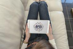 APIO COMPANY LOGO  by OhhDesign