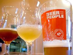 Local L.A. craft beer! (Eagle Rock Brewery in #LosAngeles)