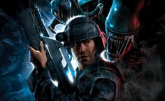 free pictures aliens colonial marines