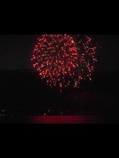 Ballarat fireworks