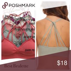 Spotted while shopping on Poshmark: Best Criss Cross Bralette! #poshmark #fashion #shopping #style #Vivacouture #Other