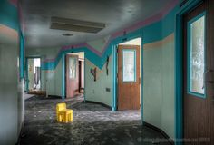 Angeronia Medical Center* - Matthew Christopher's Abandoned America