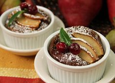 Recipe and how-to video: Warm Gingerbread with Pears | PCC Natural Markets