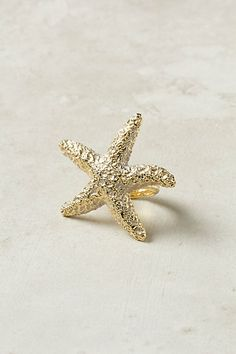 Sea Star Ring - Anthropologie.com