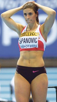 Ivana Spanovic (Serbia)