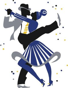 Navy is one of the colors that populates my wardrobe, and the patterns & movements of vintage clothes are always classic!